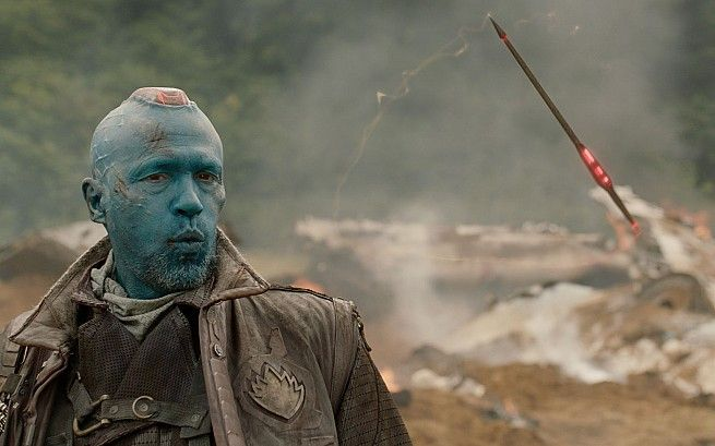 'Yondu' in 'Guardians Of The Galaxy' (2014)                                                                                                                                                                                 More