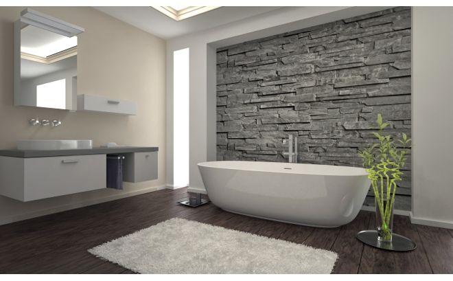 Porady - Budowa - Odrobina luksusu w domu, czyli kamień dekoracyjny - Bricomarche
