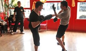 Groupon - One or Two Months of Unlimited Kung Fu, Kickboxing, or Urban Kung Fu Classes at Bo Law Kung Fu (Up to 68% Off) in Bo Law Kung Fu. Groupon deal price: $69
