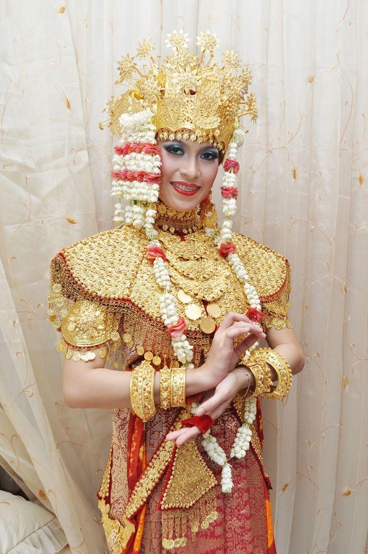 palembang bride-Indonesia