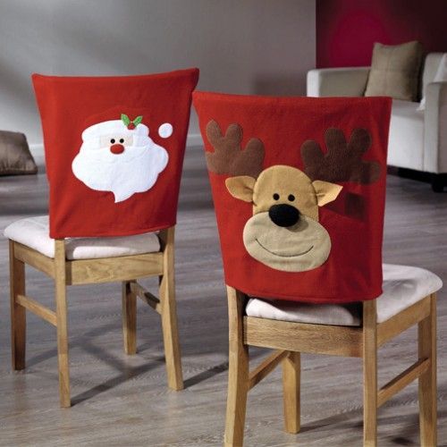ALMA Christmas Chair Covers from Jysk