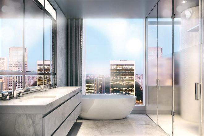 Baccarat residences new york penthouse apartment for sale for New york penthouses for sale