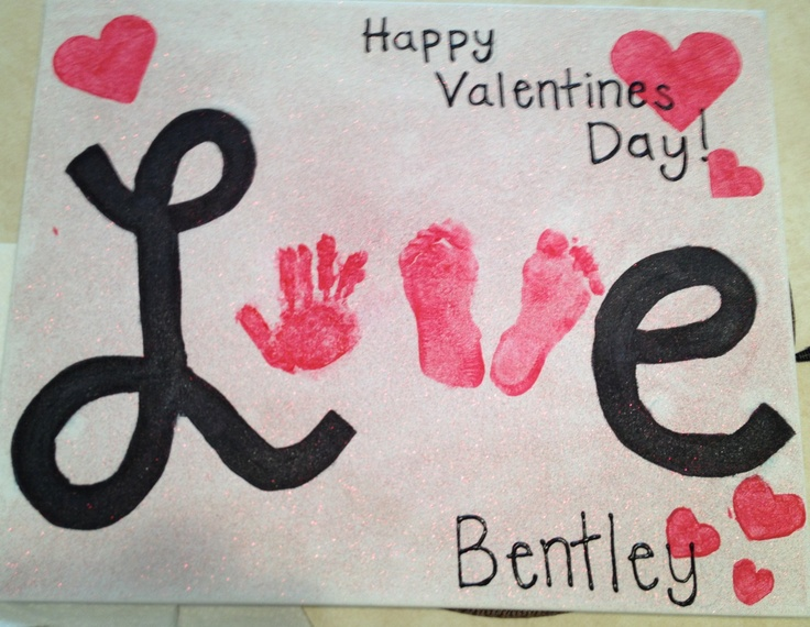 Cute valentines day idea <3