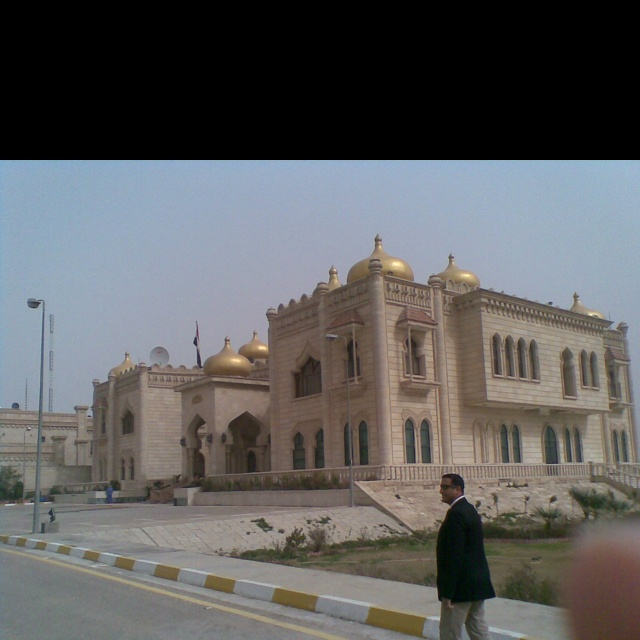バグダッド大統領宮殿