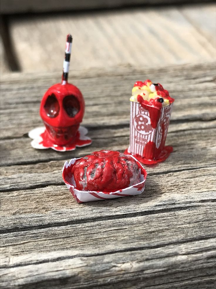 Creepy carnival circus food in 2020 (With images) Circus