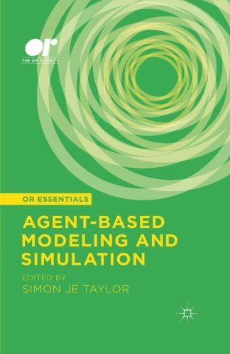 Agent-based Modeling and Simulation Pdf Download e-Book