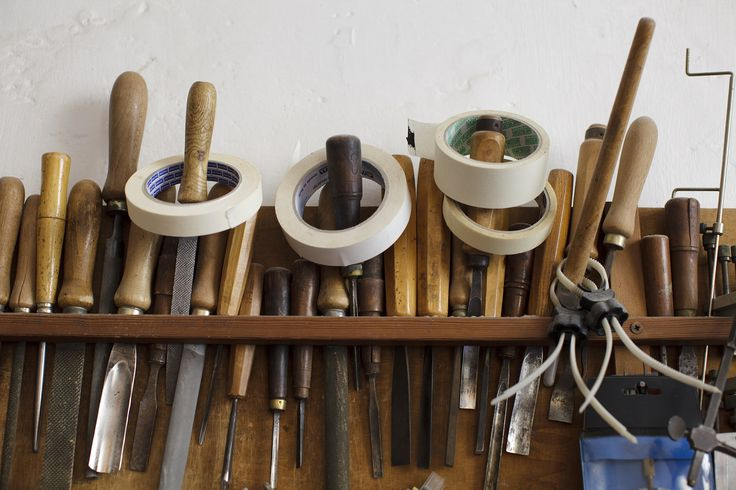 We were welcomed into Claudio Arezio's #Workspace where world-class instruments are made in the heart of Florence :: http://pers.sl/ag65