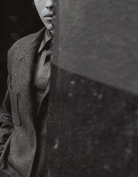 Jil Sander. Downtown Los Angeles by Peter Lindbergh. 1998.
