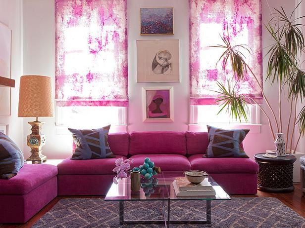 112 best pink rooms images on Pinterest | Chairs, Dining rooms and ...
