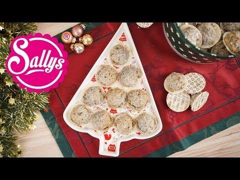 Mandelmakronen / einfaches Weihnachtsgebäck
