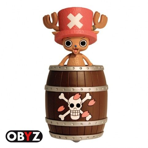 Figurine d'action One Piece Chopper 12 cm http://www.obyz-toys.com/fr/figurines/38-figurine-d-action-one-piece-chopper-12-cm--3700789280316.html