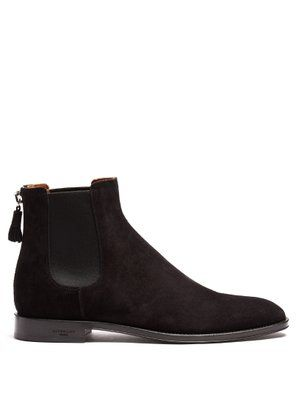 Suede chelsea boots | Givenchy | MATCHESFASHION.COM