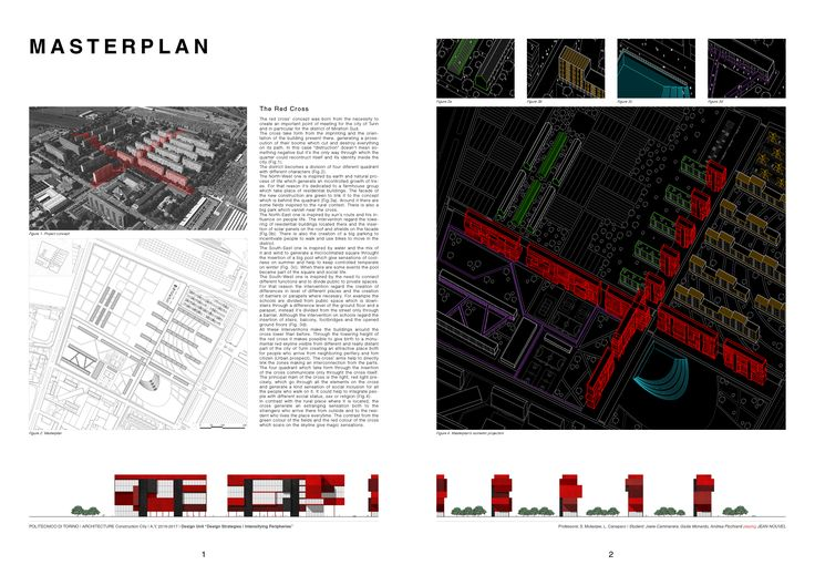 Politecnico di Torino - Architecture and construction systems | Professors: Luca Caneparo, Subhash Mukerjee | Project: Via Plava, Torino by Giulia Monardo, Andrea Picchianti; Playing Jean Nouvel
