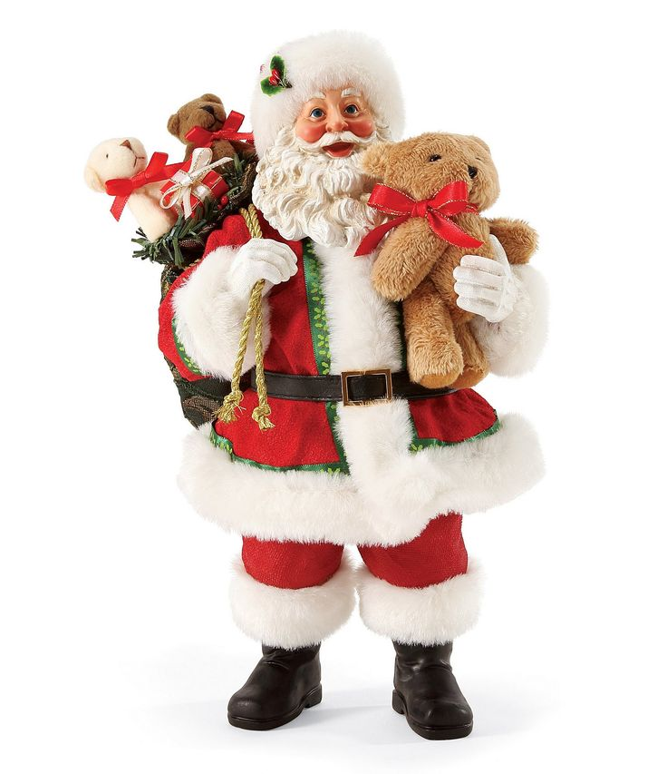Shop for Possible Dreams White Glove Treatment Santa & Teddy Bears Figurine at Dillards.com. Visit Dillards.com to find clothing, accessories, shoes, cosmetics & more. The Style of Your Life.