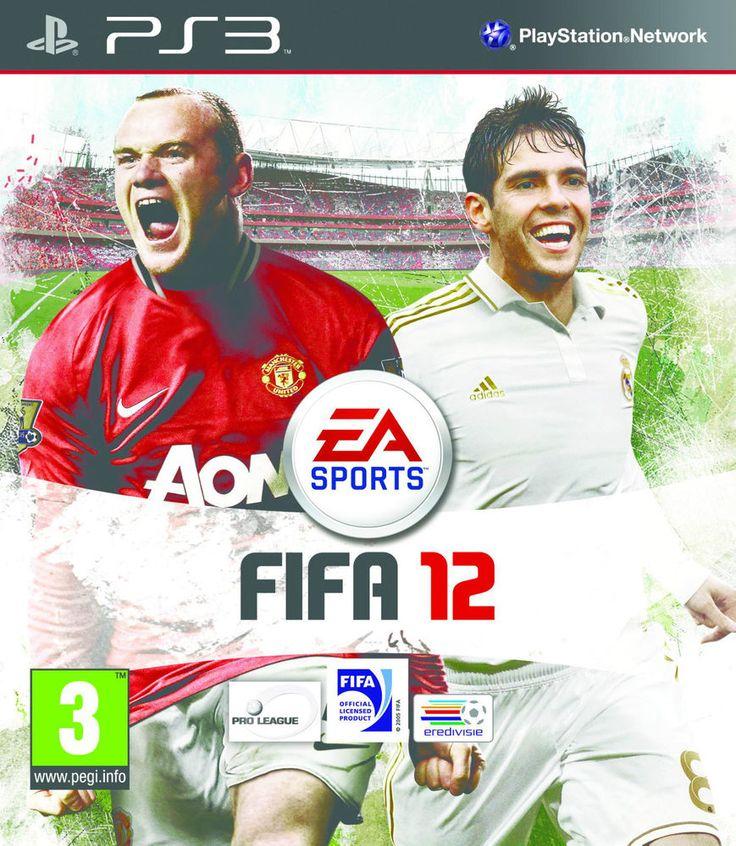 FIFA 12 PS3 PlayStation 3 GAME Nederlands/Français