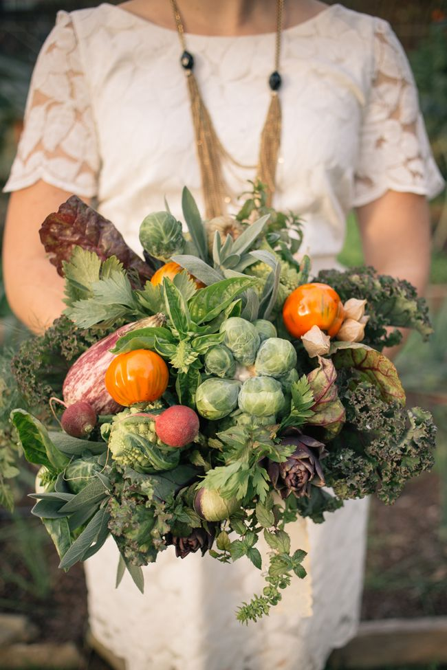 Sustainable Wedding Inspiration on an Urban Farm - see more at http://fabyoubliss.com