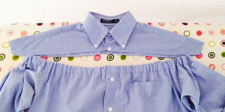 Offshoulder Bluse selbermachen – DIY mit Nähanleitung und Bildern – Gabi Hinze