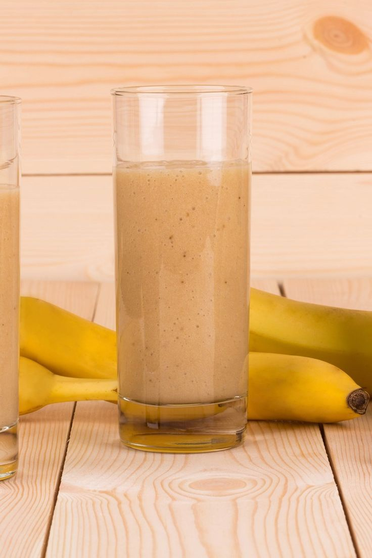 Weight Watchers Chocolate Banana Smoothie Recipe - 3 WW Points