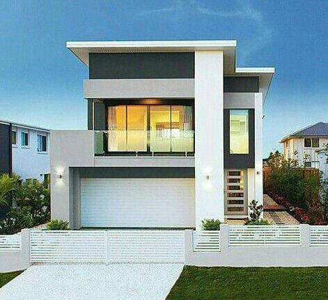 12 best 2 storey house model images on Pinterest House design