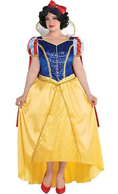 Womens Plus Size TV, Movie & Cartoon Costumes - Party City
