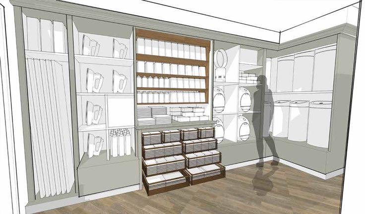 Over the last 30 years or so we've been listening to our customers and making sure we stock all the housewares they need.  We know how important the laundry and utility areas are when keeping everything from your carpets to your clothes in perfect condition.  So we've given the laundry its own special space in our brand new boutique