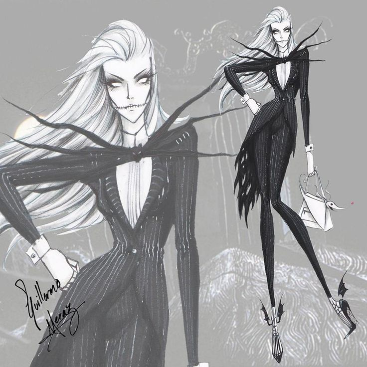 The Tim burton Collection by Guillermo Meraz Jack