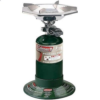 Camping Stoves 181386: Coleman 2000010642 Single-Burner Propane Stove 1 Coleman -> BUY IT NOW ONLY: $36.07 on eBay!