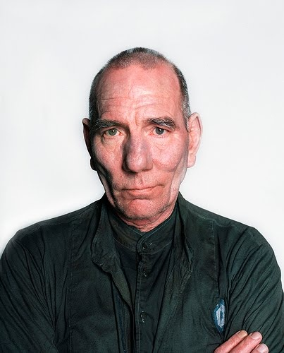 "Rashid, The Gatekeeper, White Council: Pete Postlethwaite.     Fantasy casting Jim Butcher's ""Dresden Files."""