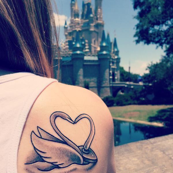 Captain Swan tattoo