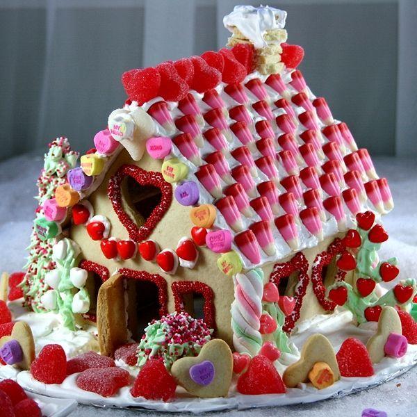 Valentine cake house recipes