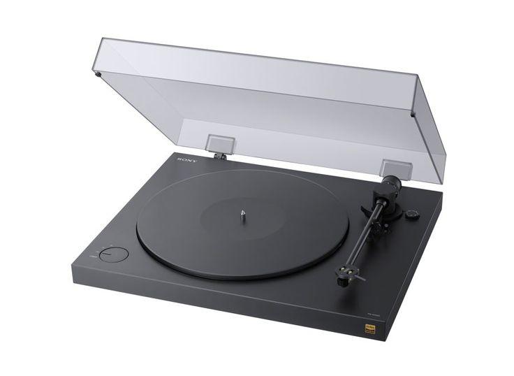 Nowy gramofon Sony: druga młodość winylu