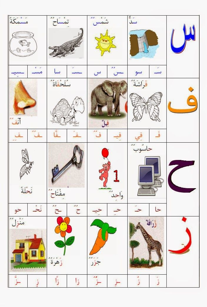Pin By Alaa Mohamed On أوراق عمل عربي Arabic Alphabet For Kids Islamic Kids Activities Learn Arabic Alphabet