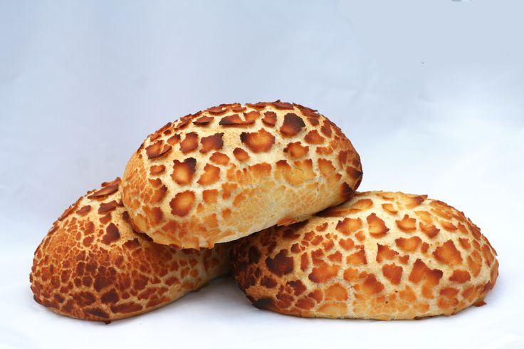 Tiger Bread by timetocookonline: Also known as Tijgerbrood in The Netherlands and Dutch Crunch Bread in the US, there's nothing special about the bread itself – its just regular bread dough jazzed up by painting with a rice flour paste which 'tears' as the dough rises and bakes to give the distinctive mottled appearance. #Tiger_Bread