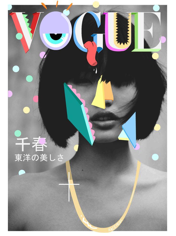 klfrglstc:  Vogue edit 00.01— KLFRGLSTC Design