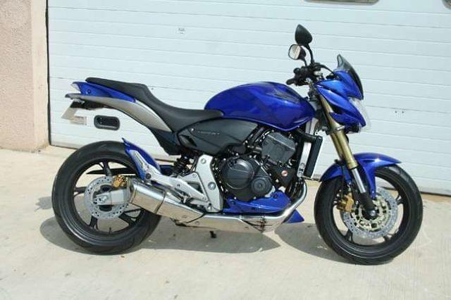 . Vendo motor de Honda Hornet 2008. Con 10000KMS