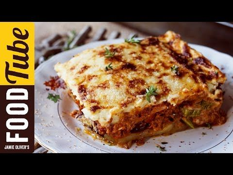 How To Make Greek Moussaka | Akis Petretzikis - YouTube