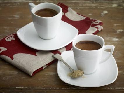 Noritake Arctic White Espresso Cup and Saucer Set. www.noritake.com.au