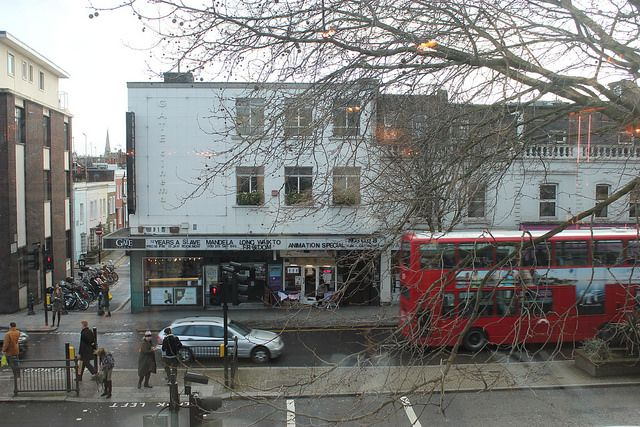 notting Hill Gate, the Gate, my favourite Cinema in London :)