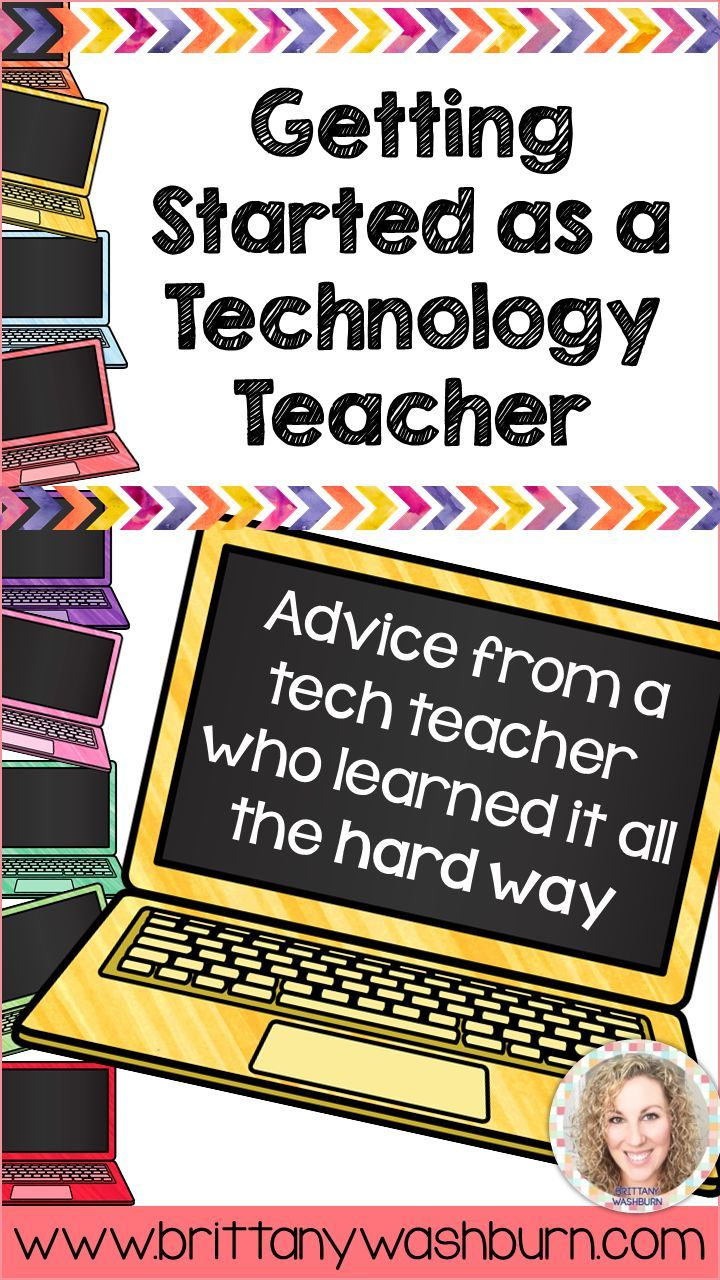 Are you a new technology teacher or just interested in learning how another tech…