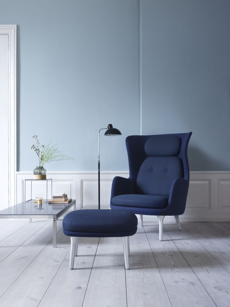 Fritz Hansen - Ro™ lounge chair by Jaime Hayon
