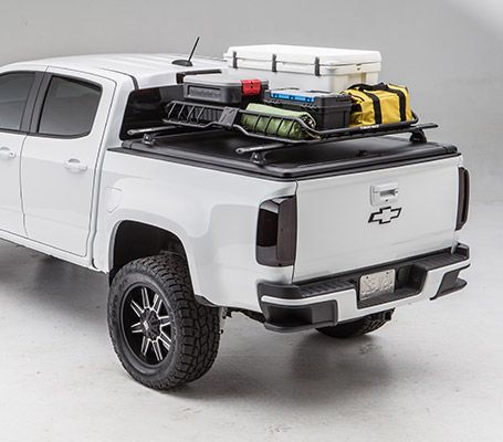 Virtually double your truck beds carrying capacity with additional