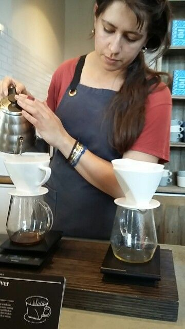 Pour over