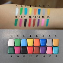 glow in the dark face paint | face painting supplies wholesale | non toxic paints for children | glow in the dark paint