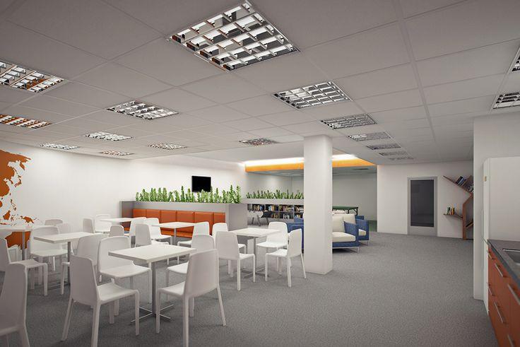In prezent e greu sa nu fii de acord cu faptul ca productivitatea angajatilor este direct influentata de comfortul si atmosfera in care isi petrece timpul de munca. Stilul corporativ in combinatie cu o atmosfera fresh a fost obiectivul-cheie in crearea proiectului. #architecture #interior #design #chisinau #moldova #endava #office http://makani.md/portfolio/endava-office-chisinau-1300m2