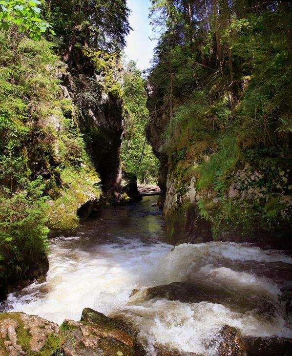 Wandern quer durch den Naturpark Südschwarzwald – Deutschlands Schönster Weitwanderweg 2011