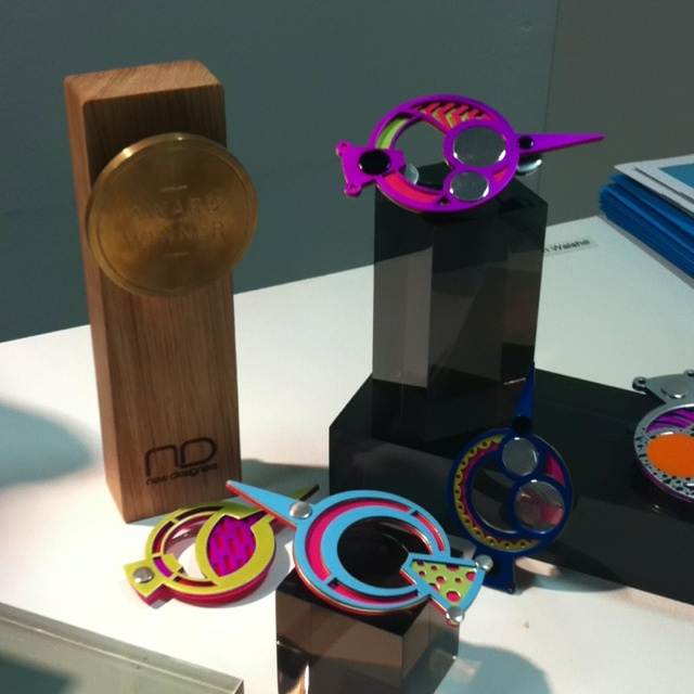 Muireann Walshe  New Designers One year on award. Tara Brooch