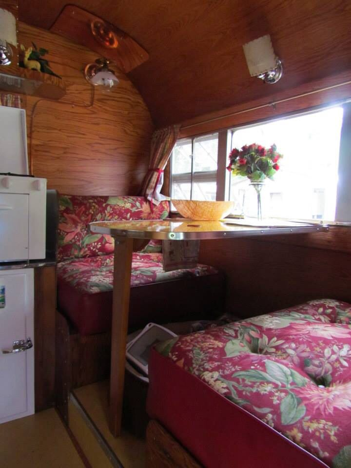 1030 Best Vintage Caravans And Campers Images On Pinterest