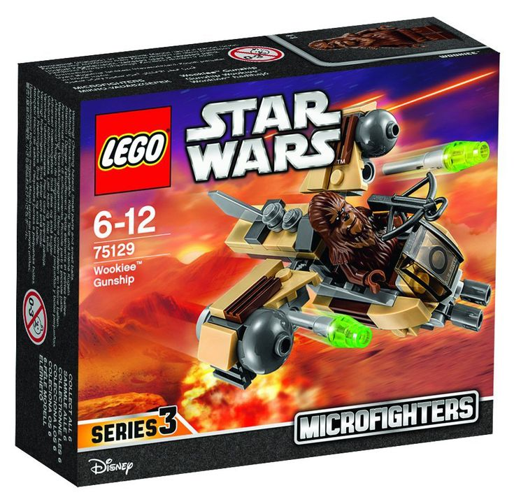 Comparez les prix du LEGO Star Wars 75129 Vaisseau de combat Wookiee avant de l'acheter ! Infos, description, images, vidéos et notices du LEGO 75129 Vaisseau de combat Wookiee sur Avenue de la brique