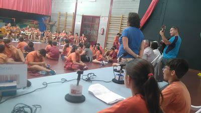 Radios Escolares CEP Telde Canarias: El CEIP Beñesmén se estrena en la radio escolar co...
