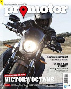 Proefabonnement: 3x Promotor € 10,-: Het tijdschrift ProMotor laat je volop van de vrijheid van motorrijden genieten in woord en beeld.